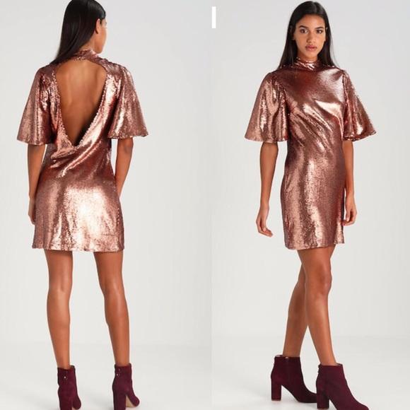 Fashion Union Dresses & Skirts - 🔥🔥Fashion Union Sequin Dress🔥🔥 👗